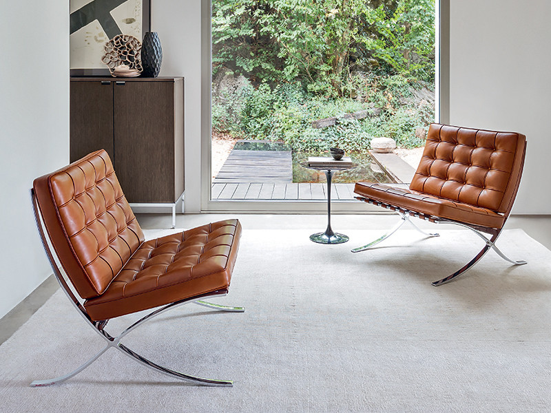 Knoll Barcelona Chair – Relax Version