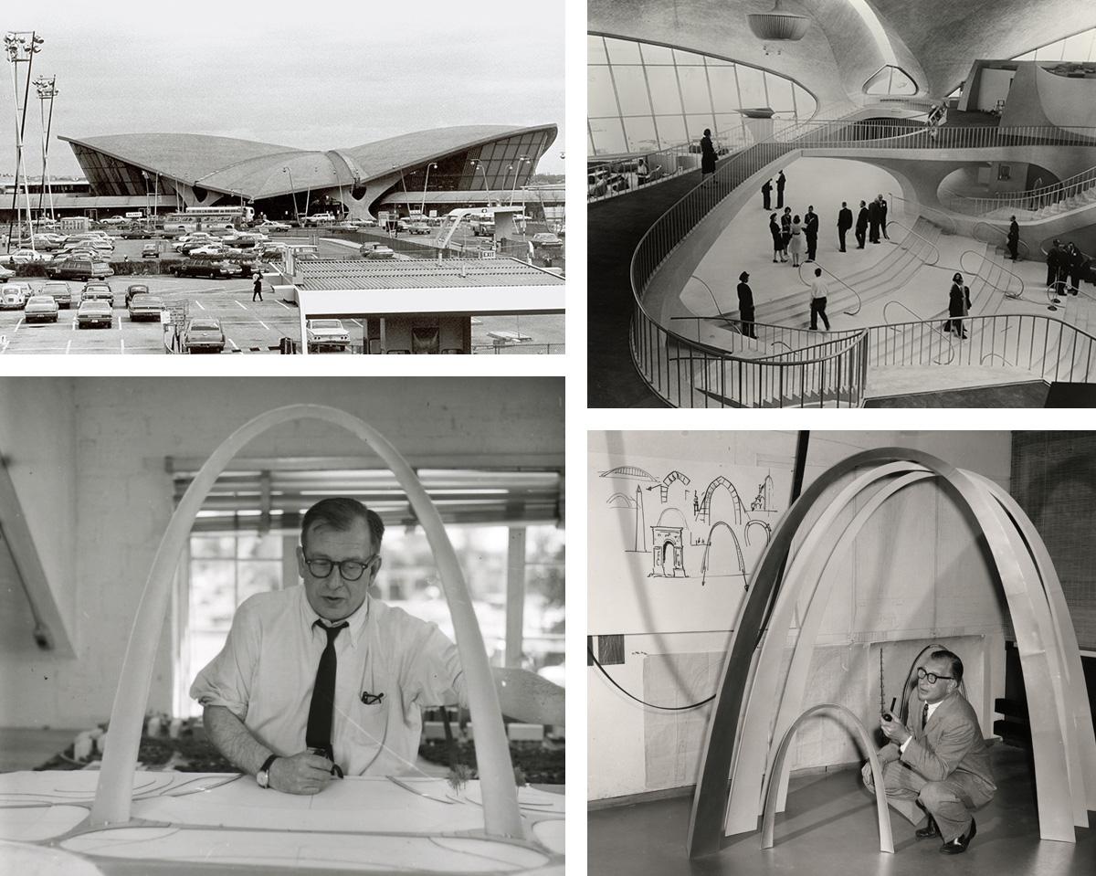 Eero Saarinen Architecture