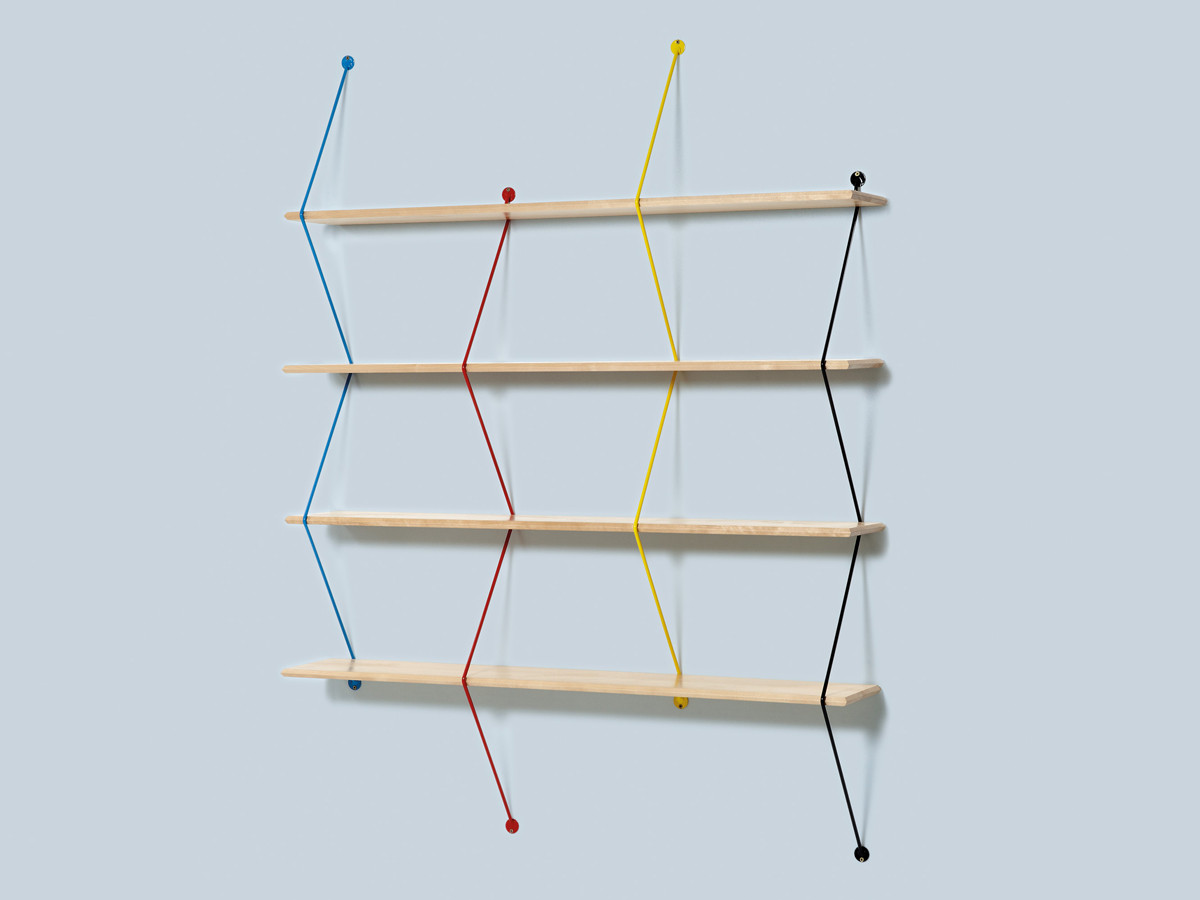 La-Chance-Climb-Shelving-System-with-beech-shelves-and-coloured-wires.jpg