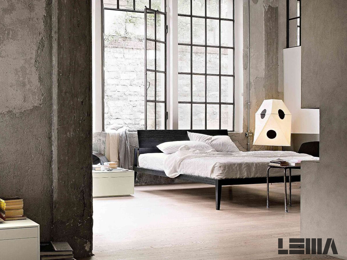 Lema Theo Double Bed