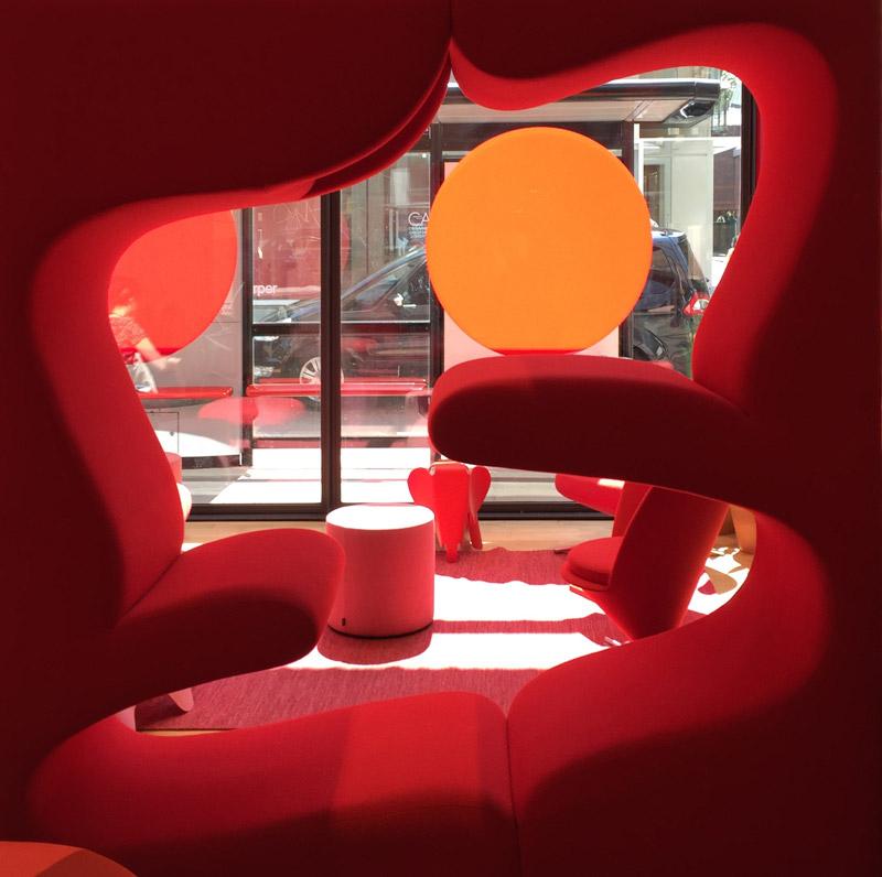 Clerkenwell Design Week Highlights – Vitra Living Tower – Verner Panton.jpg