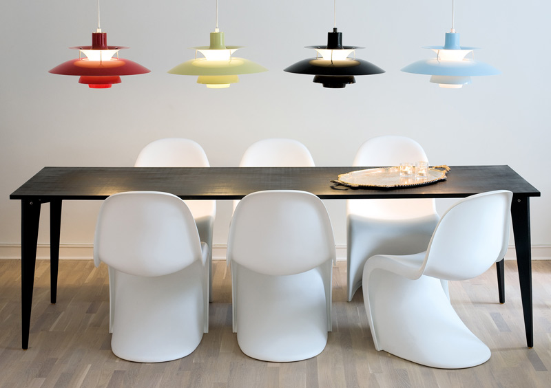 Louis Poulsen Ph 50 Pendant Light – Dining Setting.jpg
