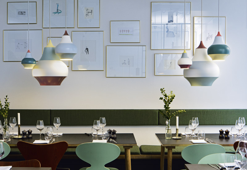 Louis Poulsen Cirque Pendant Lights