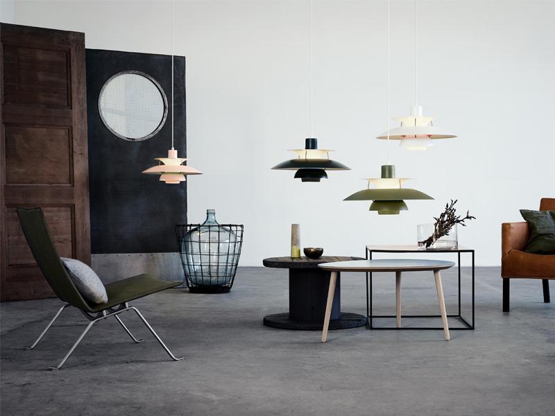 Louis Poulsen PH5 Pendant Light Contemporary Colour.jpg