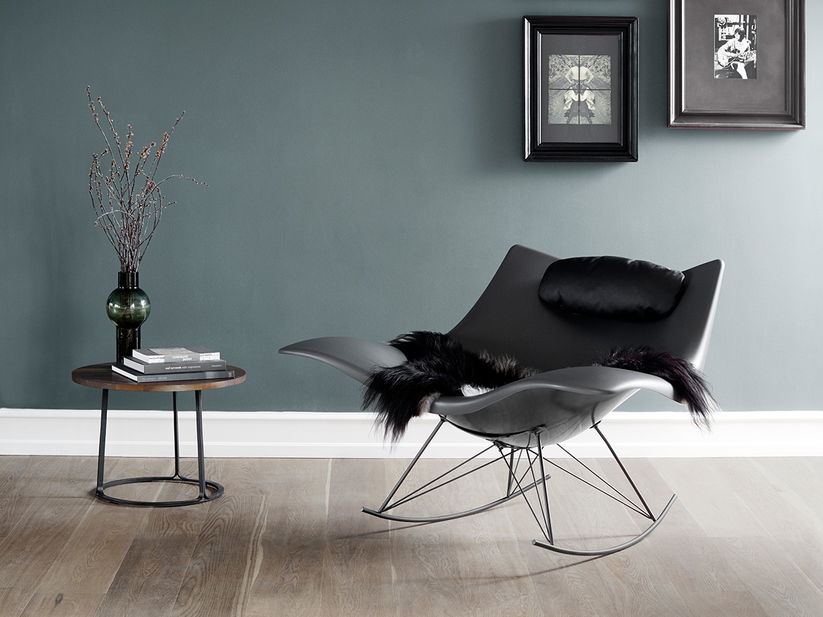 Fredericia Stingray Rocking Chair Matt