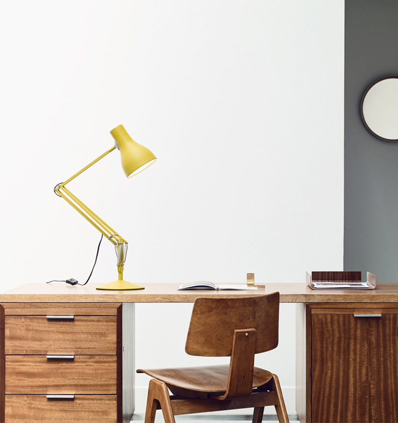 Anglepoise Type 75 Desk Lamp Margaret Howell Yellow Ochre Edition.jpg