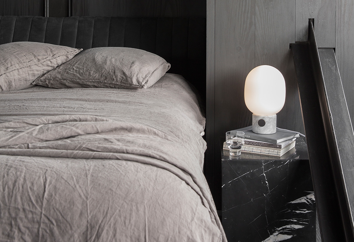 Menu JWDA Marble Table Lamp & Bedside Light