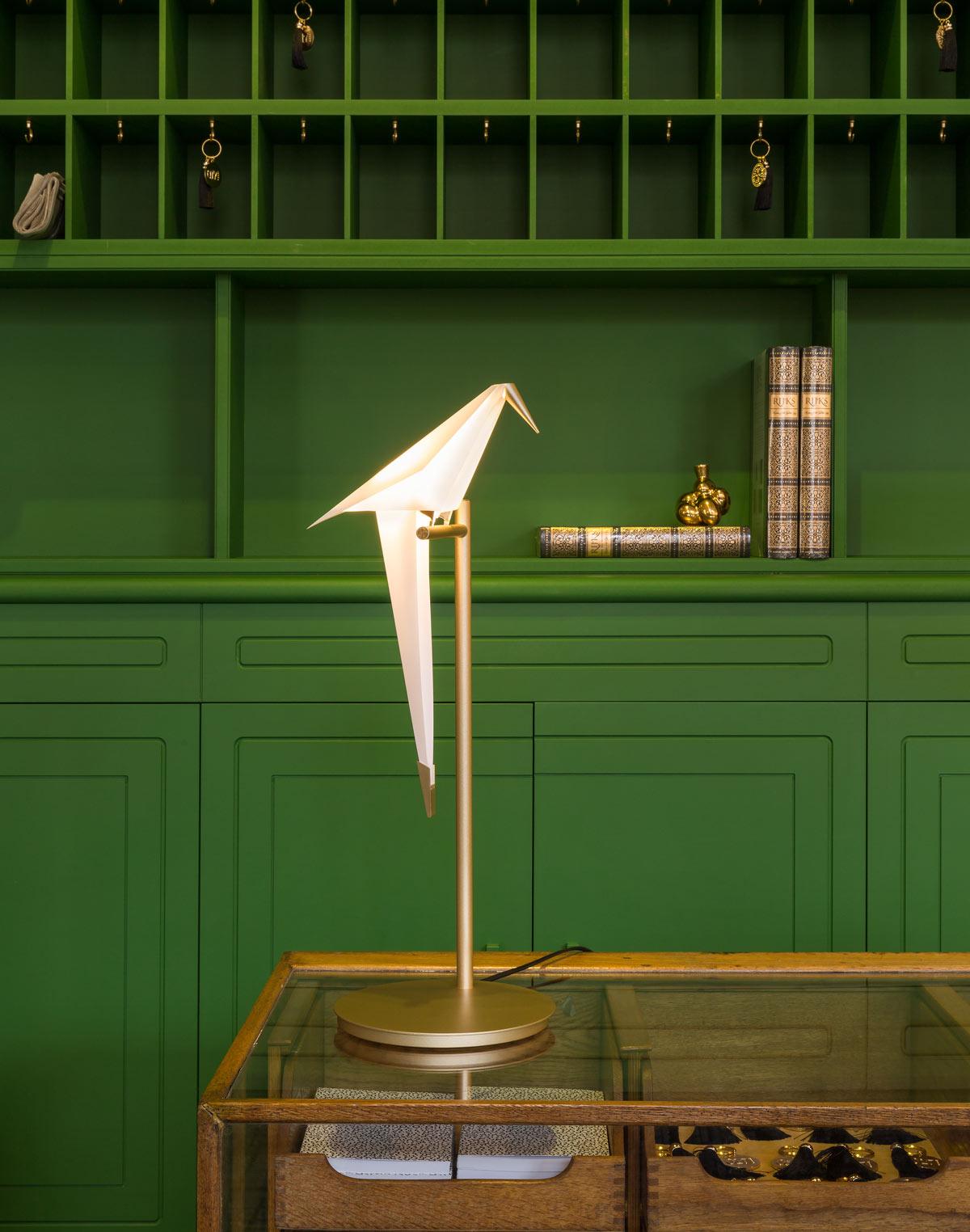 Moooi Perch Table Lamp