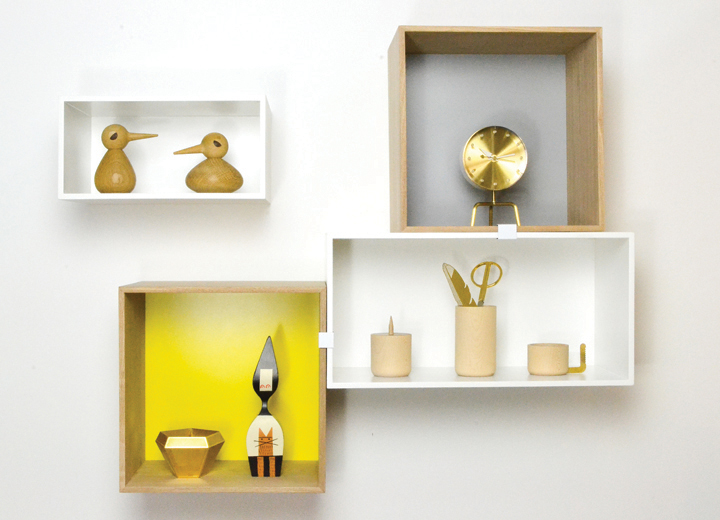 Muuto Mini Stacked Brass