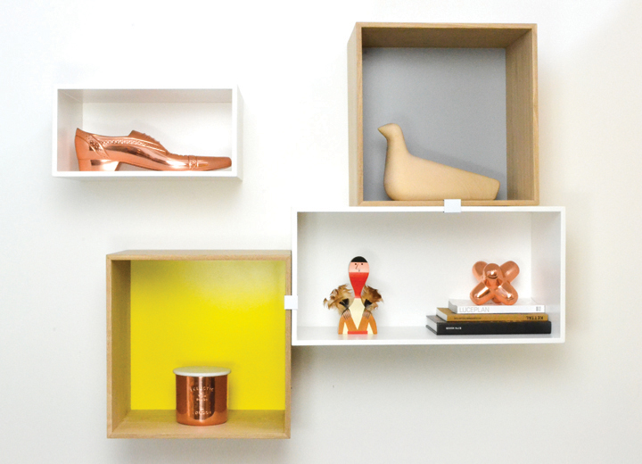 Muuto Mini Stacked Copper