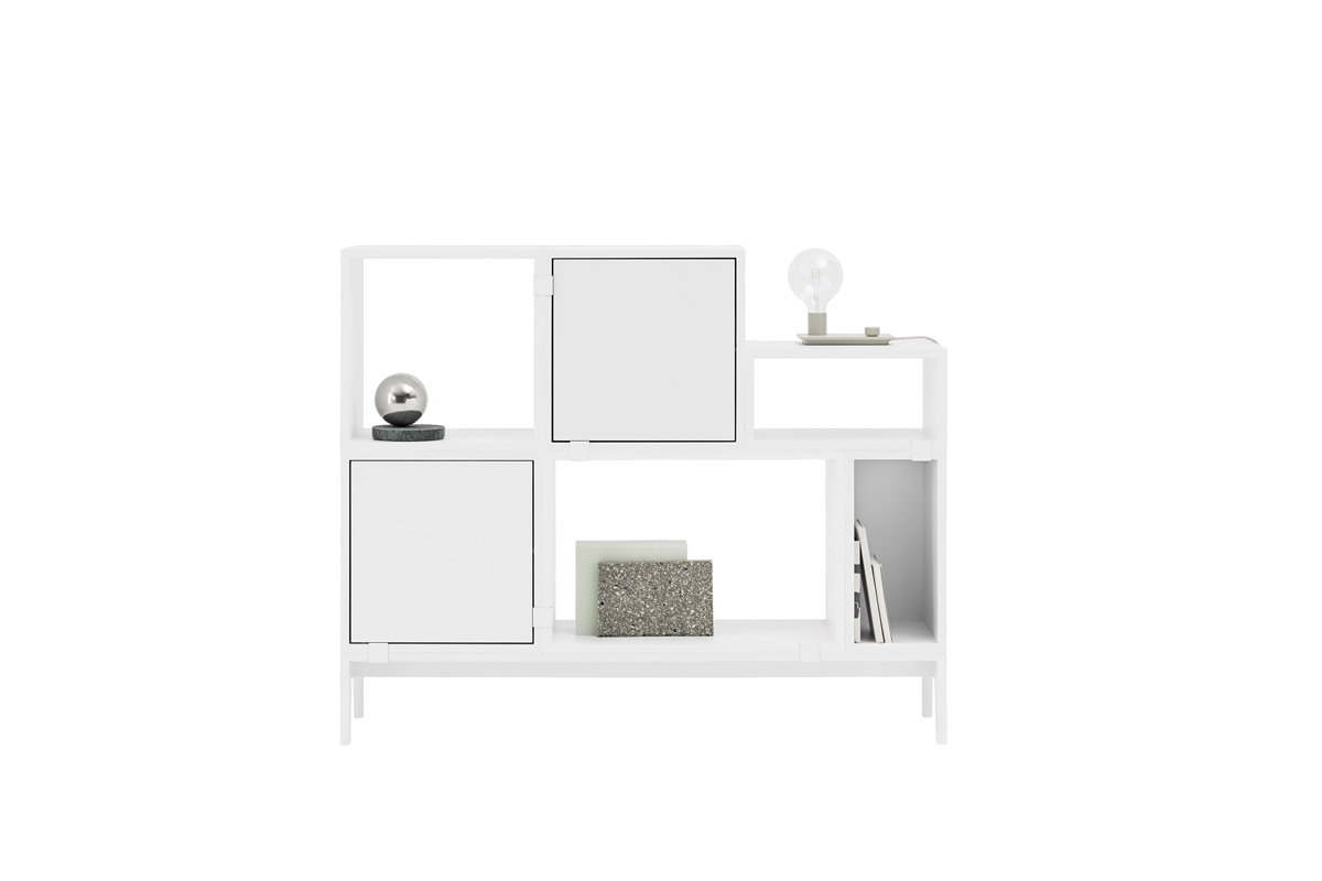 Muuto Stacked Shelving System Option 1