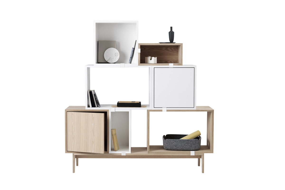 Muuto Stacked Shelving System option 2
