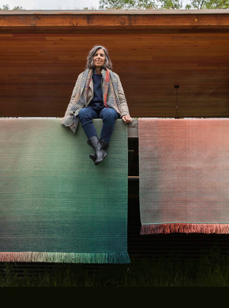 Celebrating 30 years of luxury rug design with Nani Marquina
