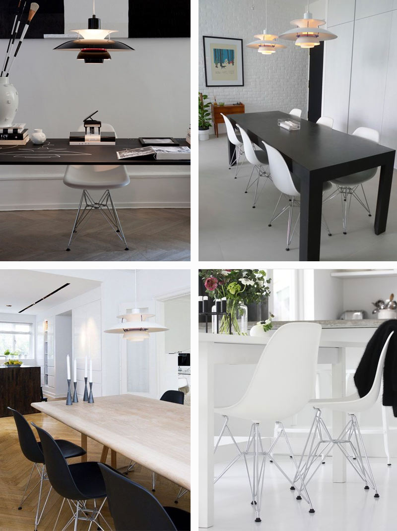 5 ways to style Louis Poulsen - Vitra DSRChair.jpg