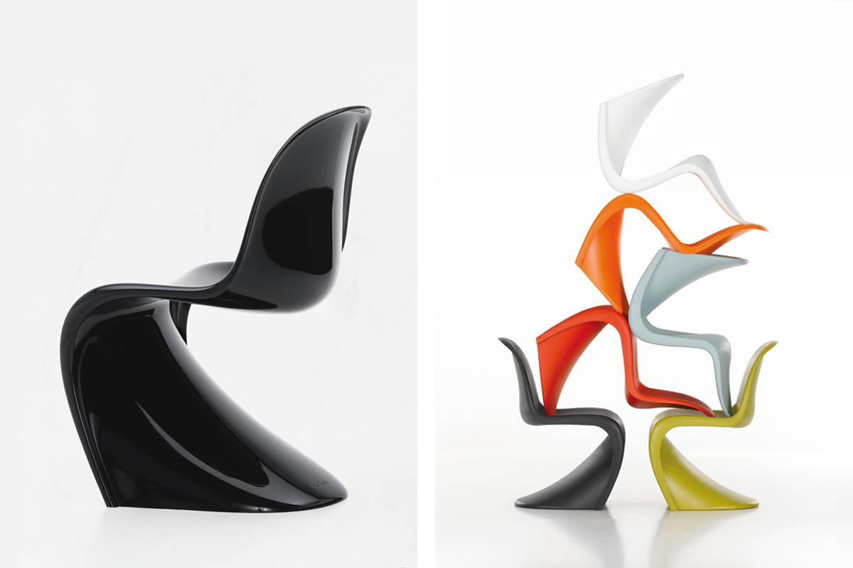 The Panton Classic vs the Panton Chair