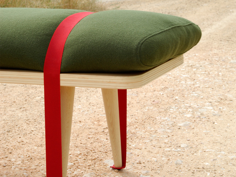 RS Barcelona On the Road Bench Green.jpg