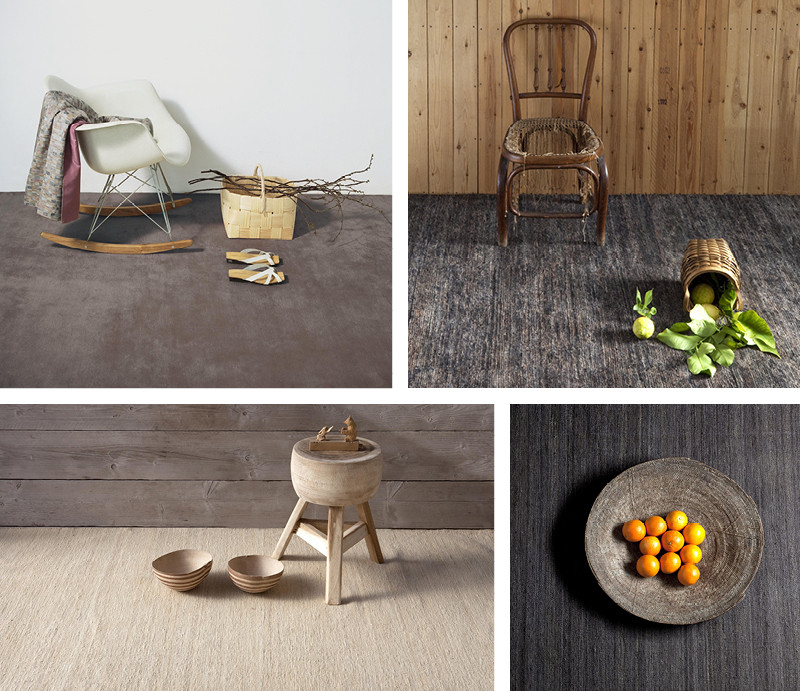 Nani Marquina Natural Rug Collection
