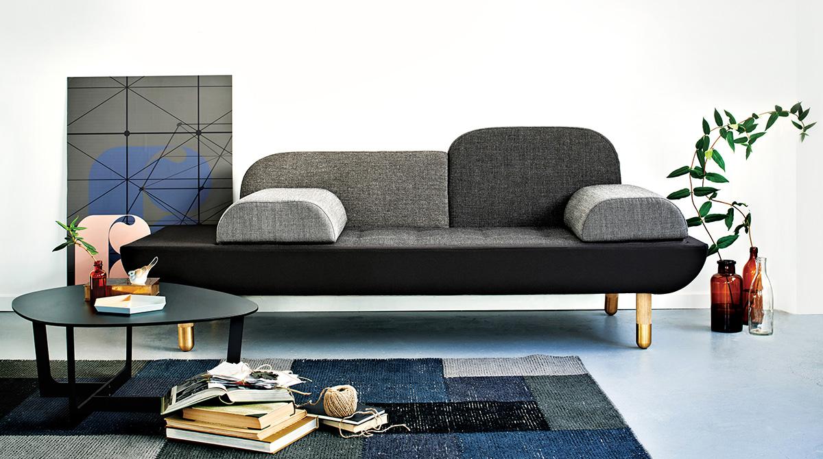 Erik Jorgensen EJ 123 Toward Sofa