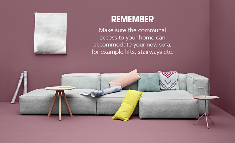 HAY Mags Sofa Modular Sofa