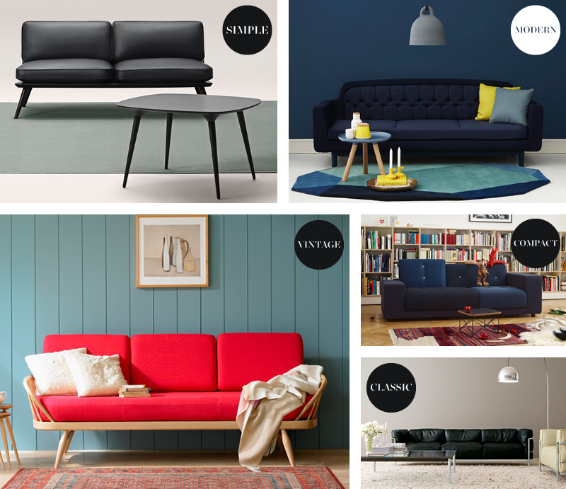 Nest Sofa Buying Guide Modern Sofa Collection