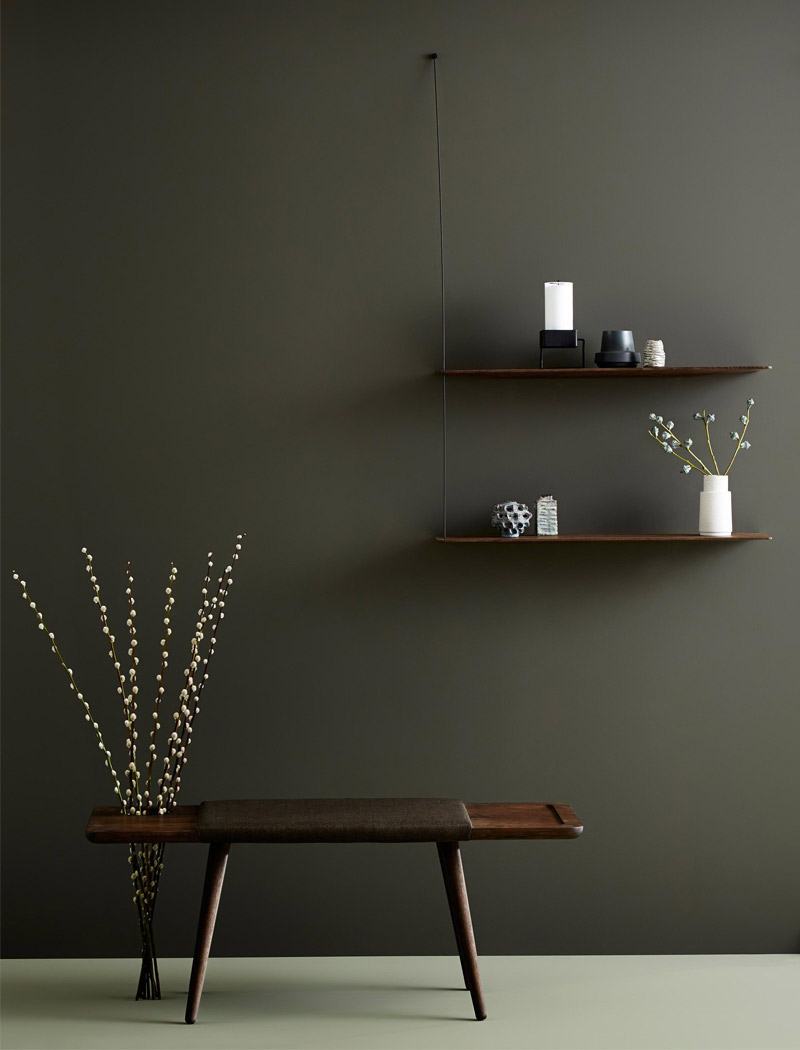 Would Stedge Shelving