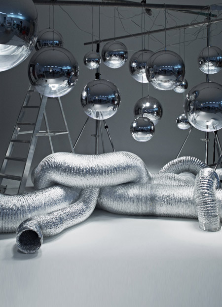 Space-age style with Tom Dixon