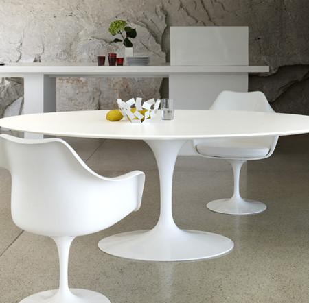 Design Icon: Knoll Saarinen Tulip Dining Table