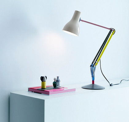 New Anglepoise Paul Smith Type75