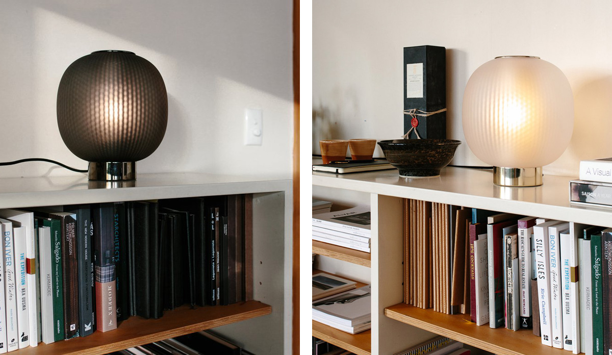 Resident Bloom Table Lamp by Tim Rundle