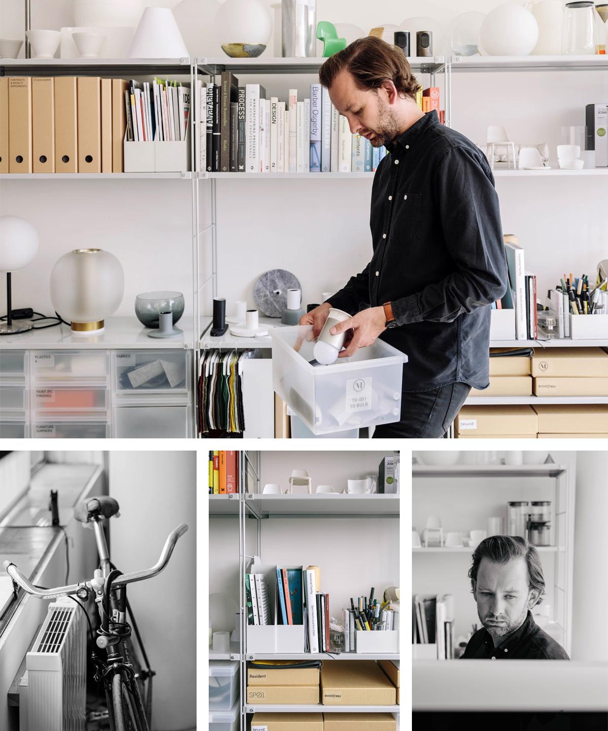 Tim Rundle Studio Visit