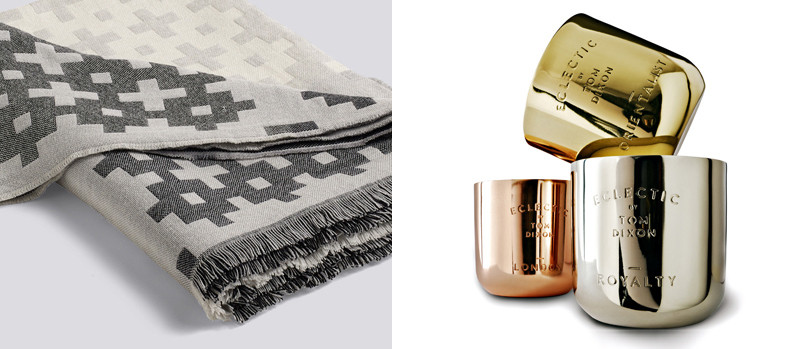 What Kind of Gift Giver are you? - Hay Plus 9 Throw New Colours & Tom Dixon Scent Candle Gift Set.jpg