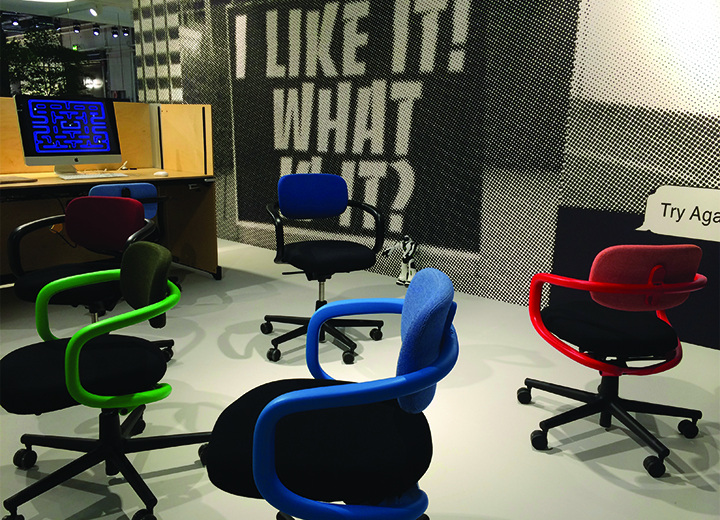 Vitra Allstar office chair