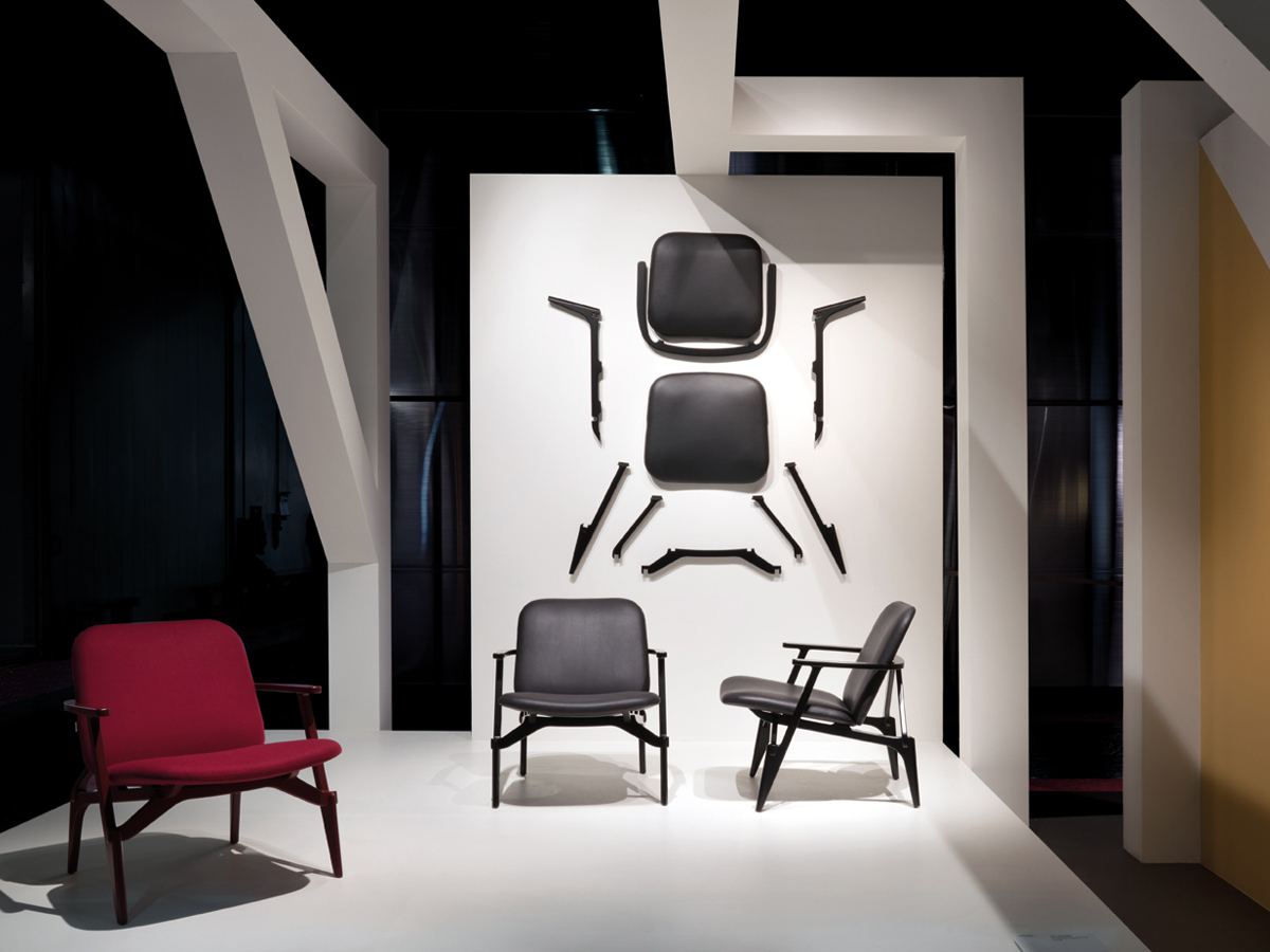 Milan Design Week 2018 – Zanotta Louise Lounge Chair.jpg