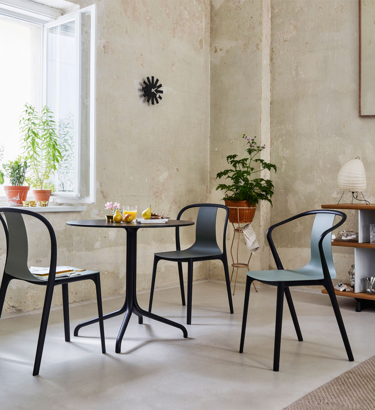 Belleville Chairs and Table set up.jpg