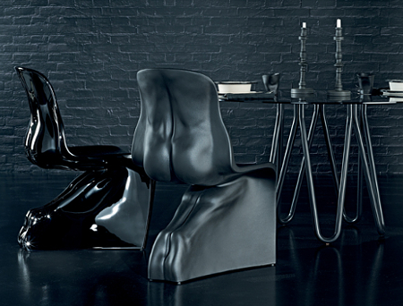 Casamania is an Italian-based furniture design company dedicated to playful, contemporary design