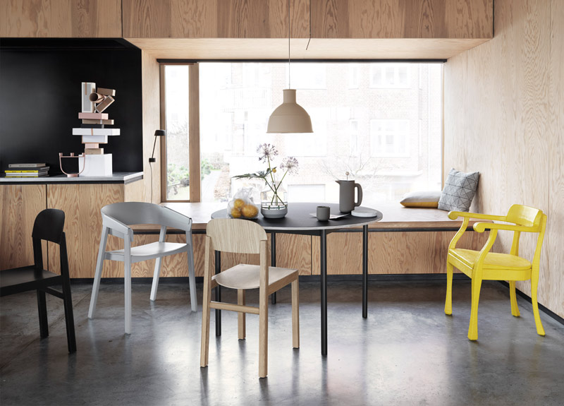 Muuto on design and happiness – Muuto Raw Chair, Muuto Workshop Chair, Push Coffee Maker, Unfold Pendant Light.jpg