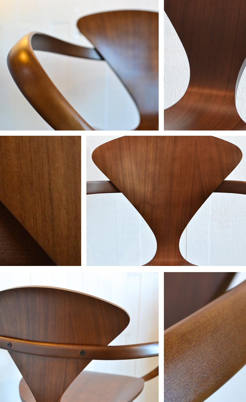 Design Icon: Cherner  -Cherner Armchair Detail.jpg