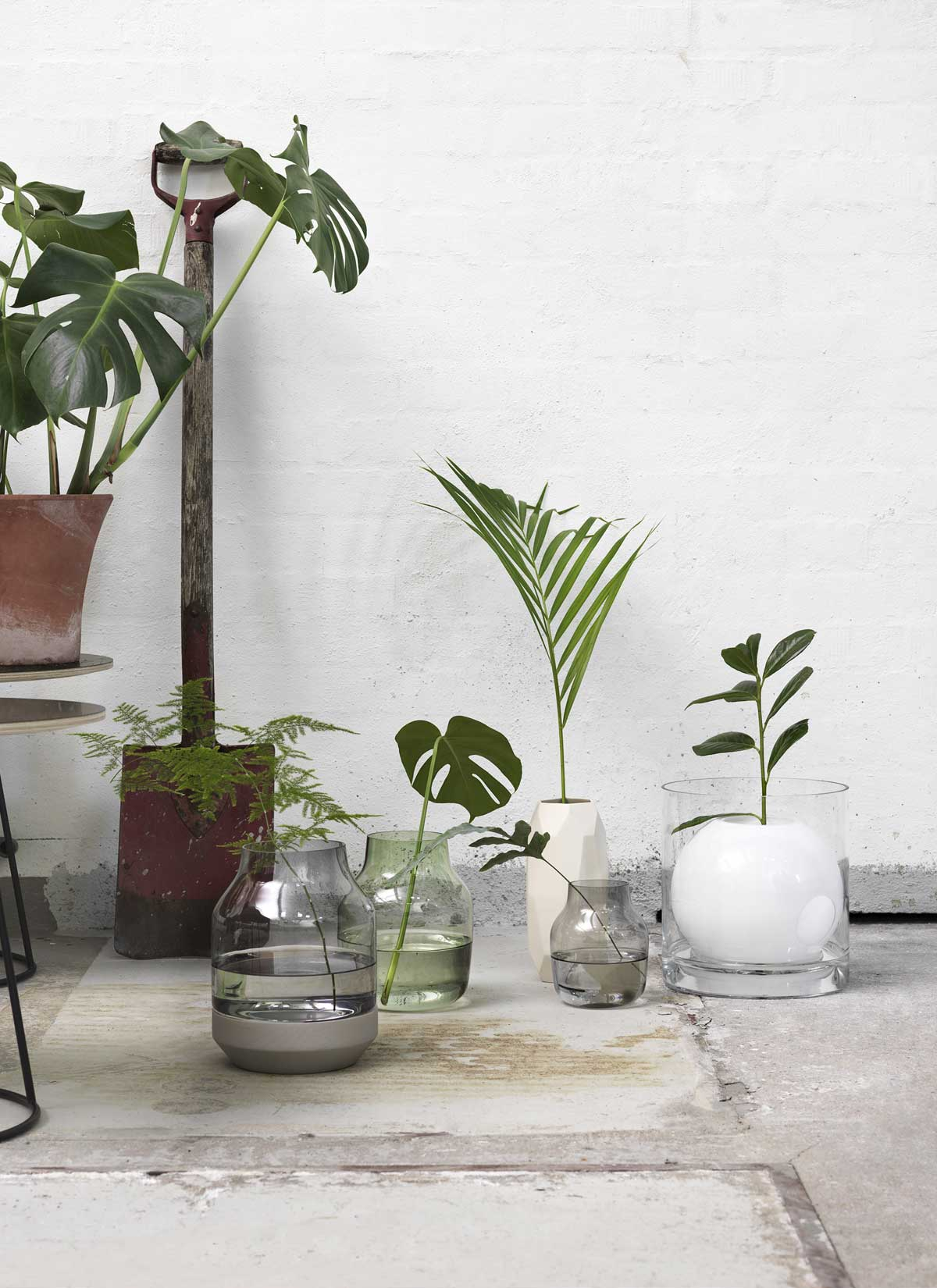 The Muuto Elevated Vase in Grey.jpg