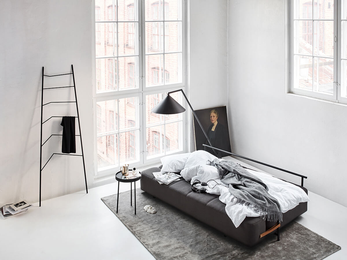 Northern Daybed Sofa Bed in Nordic Interior