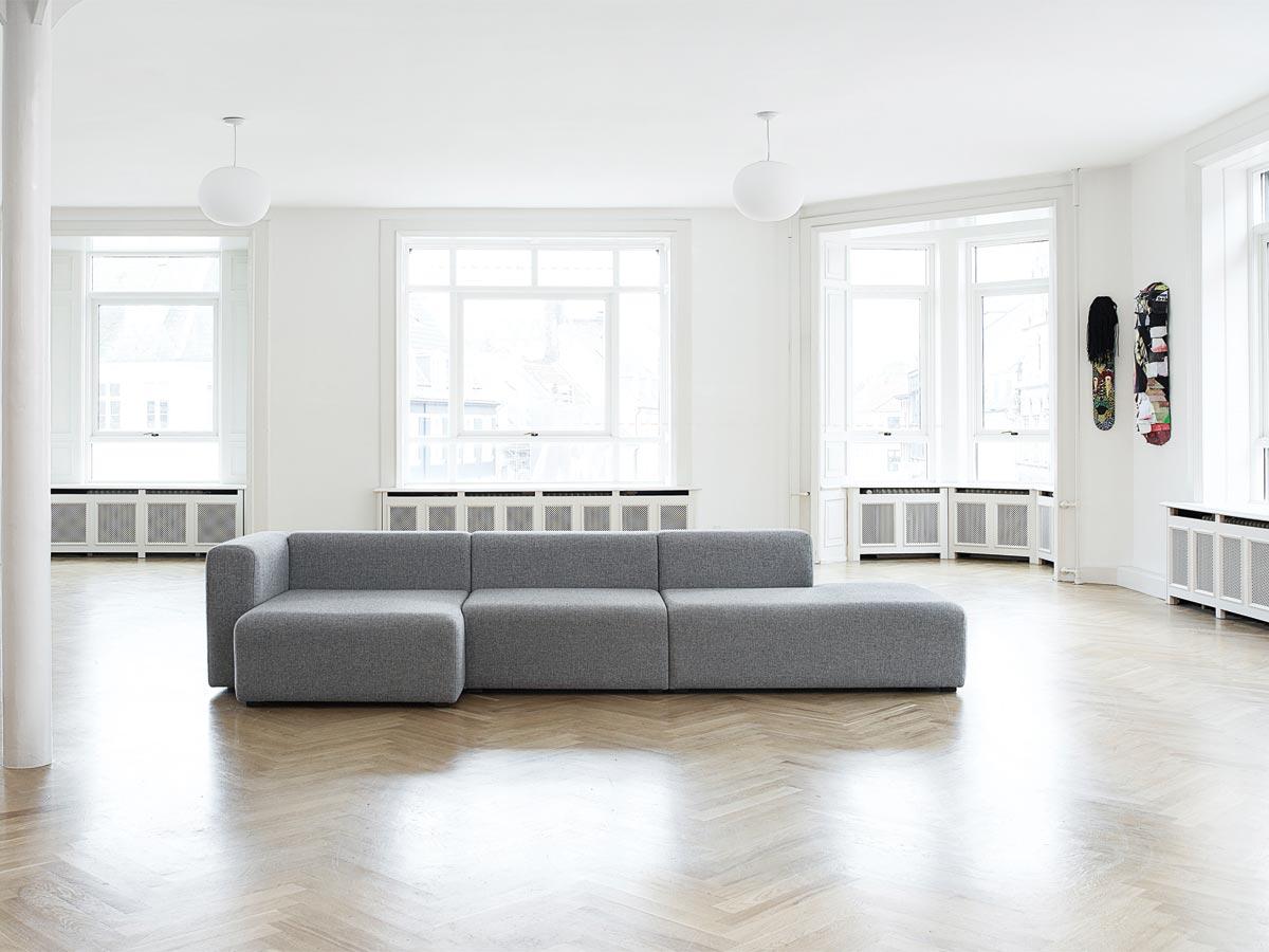 HAY Mags Modular Sofa in Grey