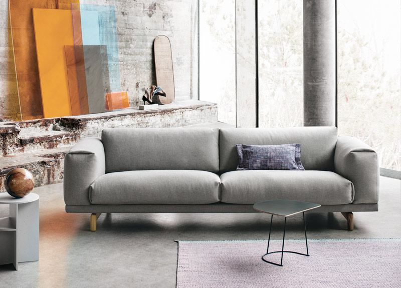 Muuto on design and happiness – Muuto Rest Three Seater Sofa .jpg