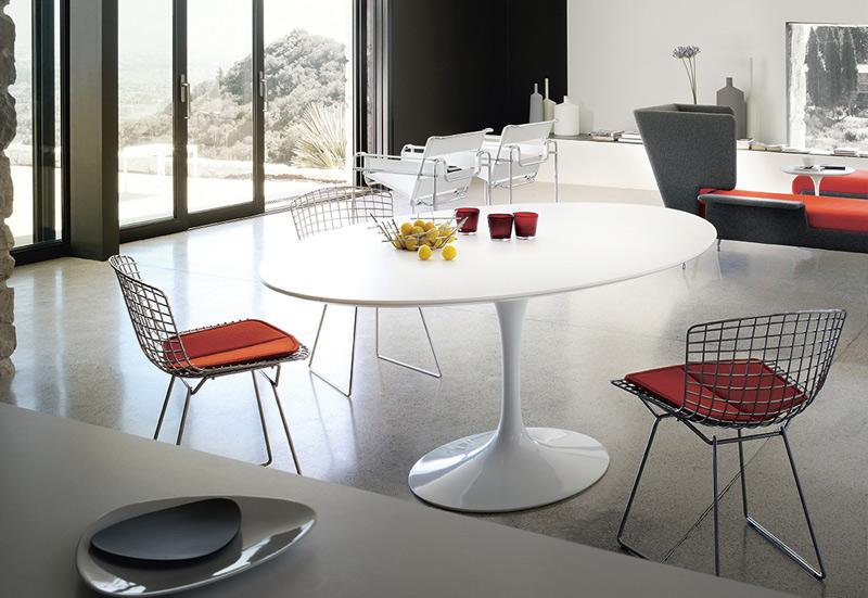 Design Icon: Knoll Saarinen Tulip Dining Table – Knoll Saarinen Tulip Dining Table – Oval.jpg