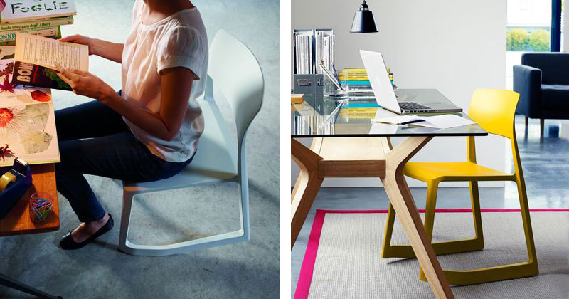 How to make your home office work for you - Sit Happy - Vitra Tip Ton Chair.jpg