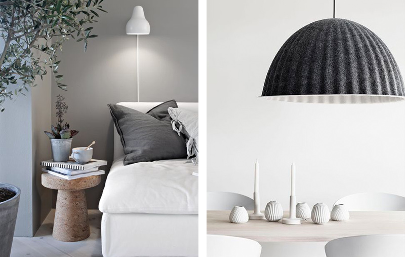 Lagom: a philosophy to live by? Sustainable Materials - Vitra Cork Family & Muuto Under The Bell Pendant Light.jpg