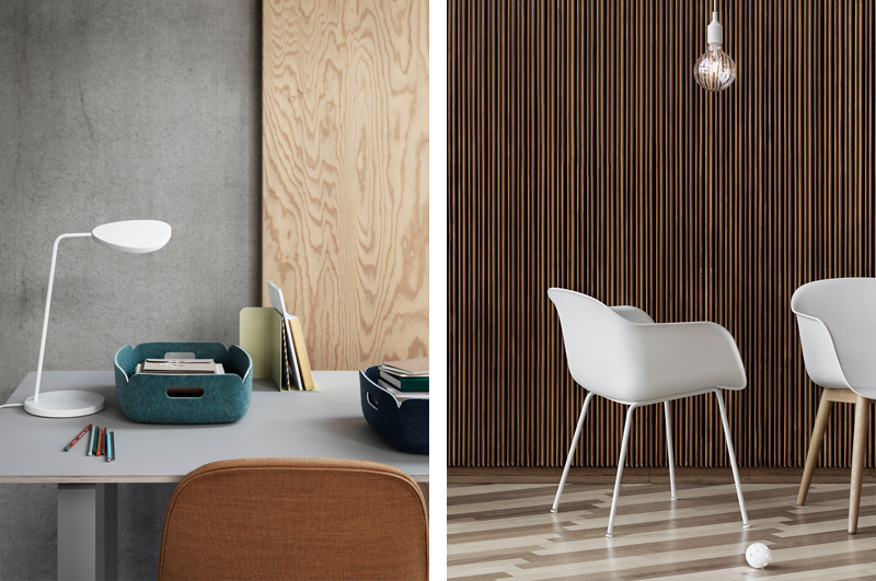 Lagom: a philosophy to live by? Sustainable Materials - Muuto Restore Tray & Muuto Fiber Chair.jpg