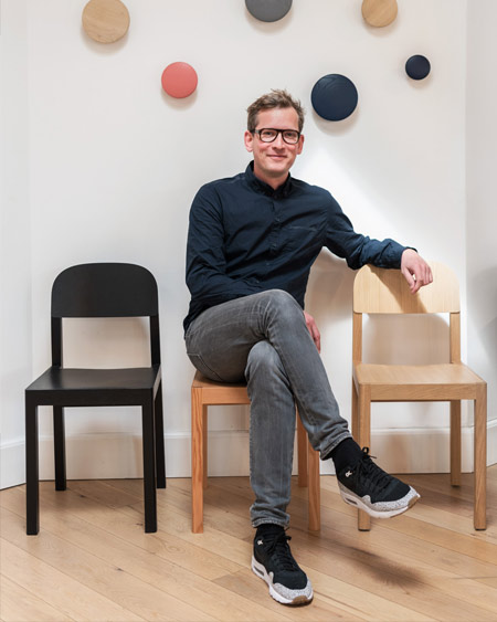 Muuto on design and happiness – Christian Grosen