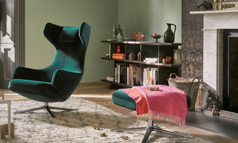 A Velvet Lined Nest – Limited Edition Vitra Grand Repos and Ottoman.jpg