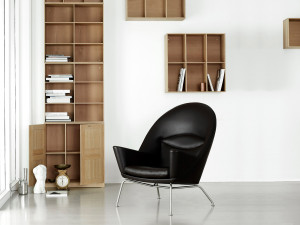 Carl Hansen CH468 Oculus Chair Leather