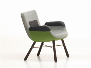 Vitra East River Chair Green