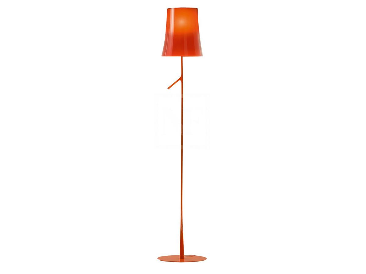 Orange floor lamp - Buy The Foscarini Birdie Floor Lamp At Nestcouk